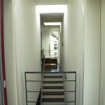 Treppenhaus Ideen werden Raum vom Hausflur aus