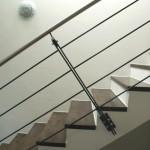 Ideen werden Raum Treppe modern