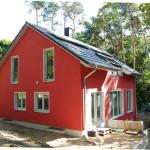 Rotes Haus von Kosima
