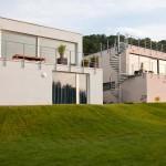 Zwei Architektenhäuser