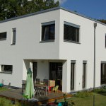 Modernes Haus Kosima Flachdach