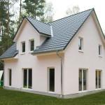 Massivhaus von Kosima im Grünen