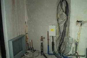Elektrik im Massivhaus