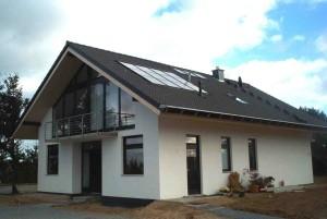 Massivhaus Einfamilienhaus Neubau