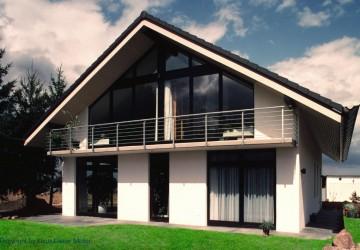 Lichtdurchflutetes Architektenhaus