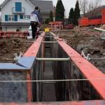 Keller Mauerwerk Bauarbeiten