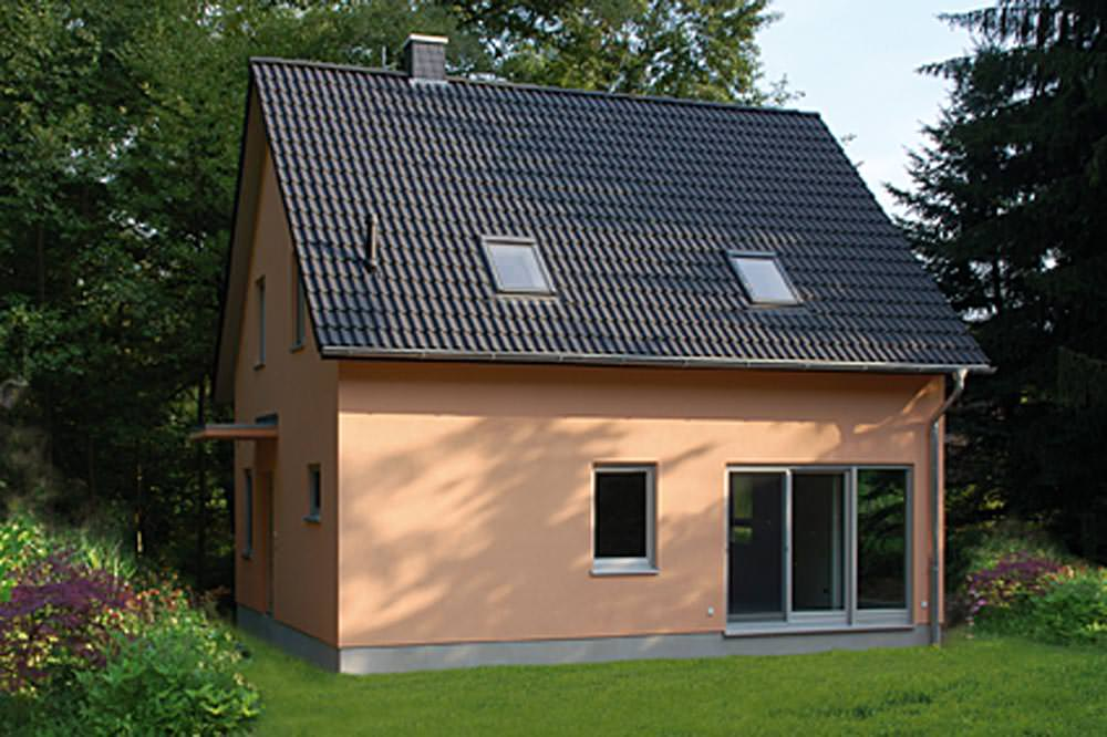 Massivhaus einfamilienhaus drau en kosima haus hausbau for Baustile einfamilienhaus