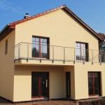 Haus mit Balkon Kosima