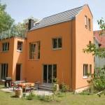 Einfamilienhaus Kosima garten