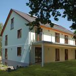 Satteldach Haus