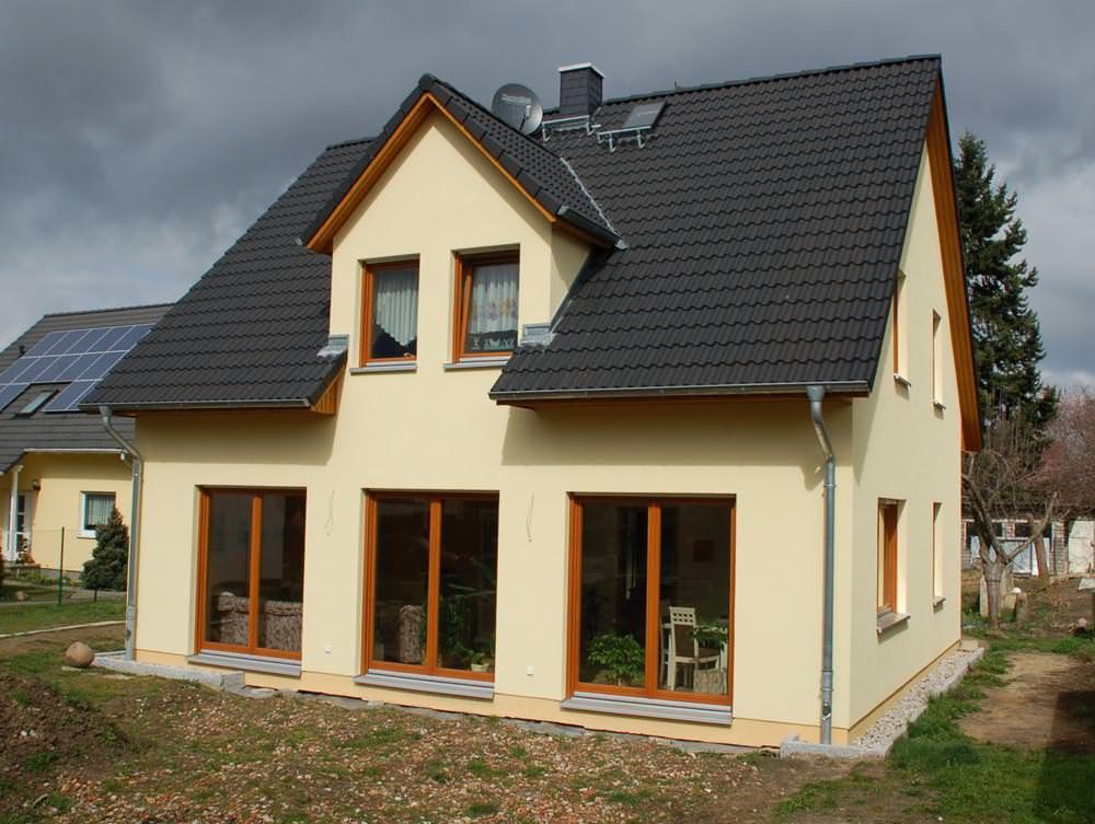 Einfamilienhaus von kosima kosima haus hausbau berlin for Baustile einfamilienhaus