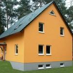 Romantika Orange Einfamilienhaus