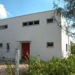 Flachdach Einfamilienhaus