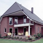 Romantika Haus Garten