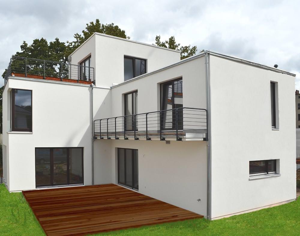 Beispiel für Modernes Architektenhaus