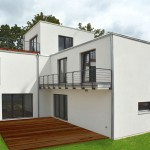Modernes Haus im Romantika Stil