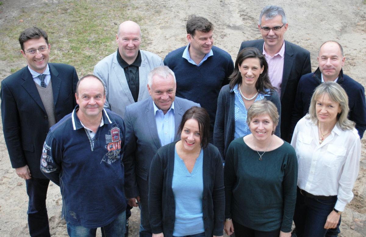 Team von Kosima Haus